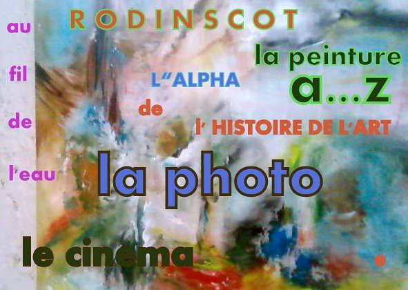 la  femme qui pleure...la photographe et le peintre s'aimeront... (3/3)